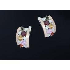 Серьги женские Монпасье 0094,8