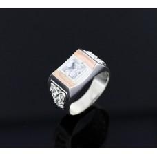 Перстень мужской 0039