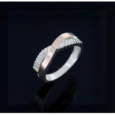 Кольцо женское Изюминка 0047