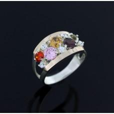 Кольцо женское Монпасье 0094,8